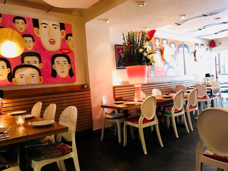 Rakang Local restaurants in Amsterdam Clink Hostels
