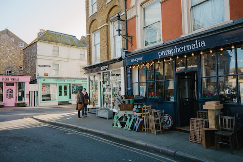 Margate Day Trips from London Clink Hostels
