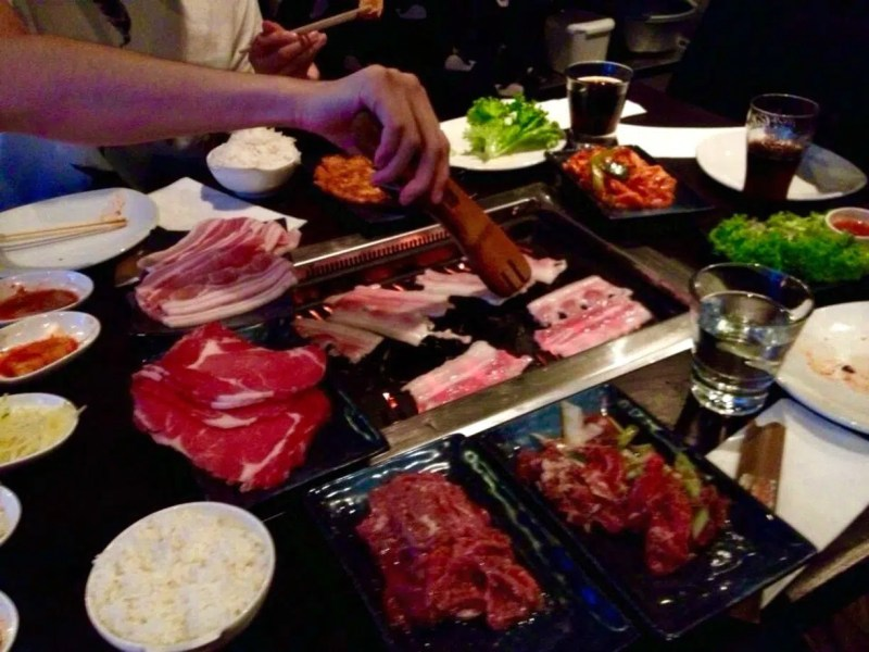 Miss Korea BBQ Local restaurants in Amsterdam Clink Hostels