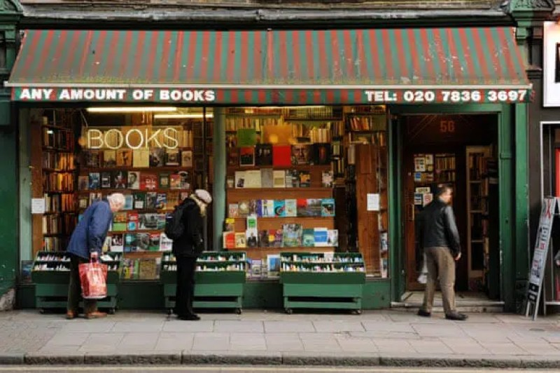 Any amount of Books The Best Bookshops In London