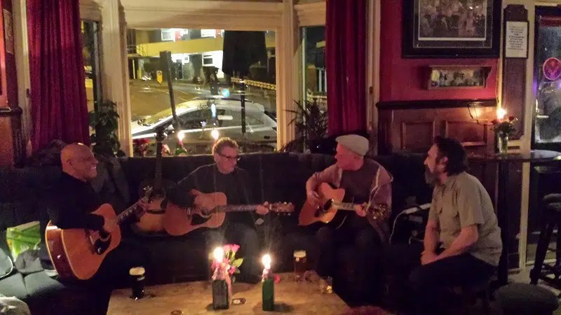 Skehans Free House St. Patricks Day In London Clink Hostels