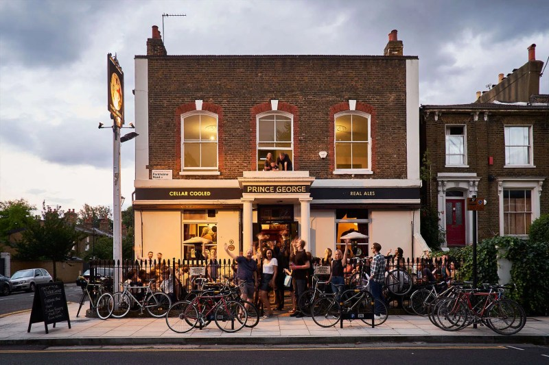 The Prince George cosy pubs in London Clink Hostels