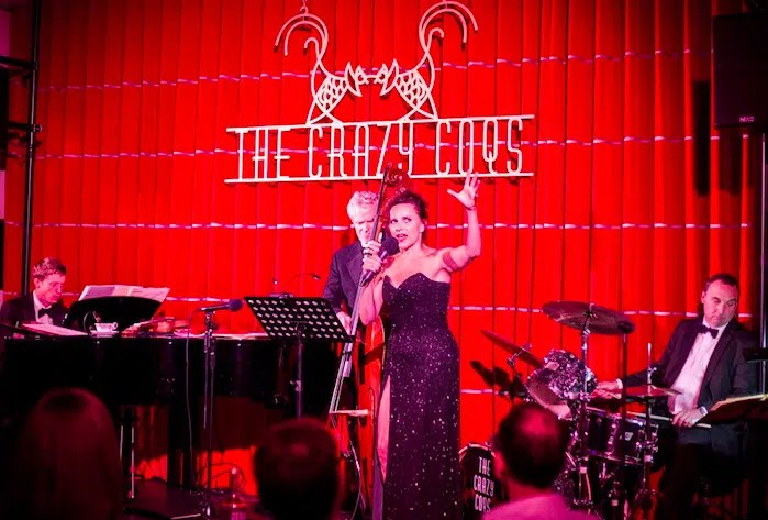 The Crazy Coqs The Best Jazz bars in London Clink Hostels