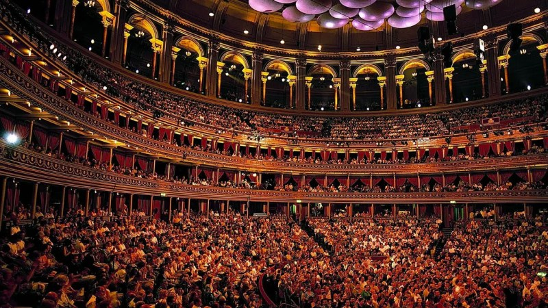The Royal Albert Hall The Best Live Venues In London Clink Hostels
