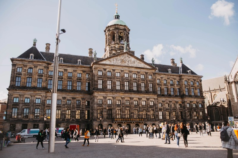 Group Travel Amsterdam
