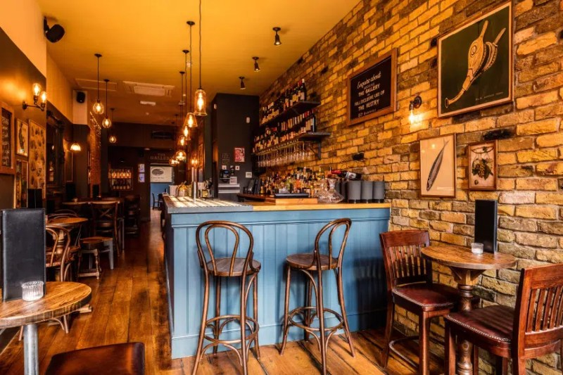 The Vestry | Top Bars in Farringdon | Clink Hostels