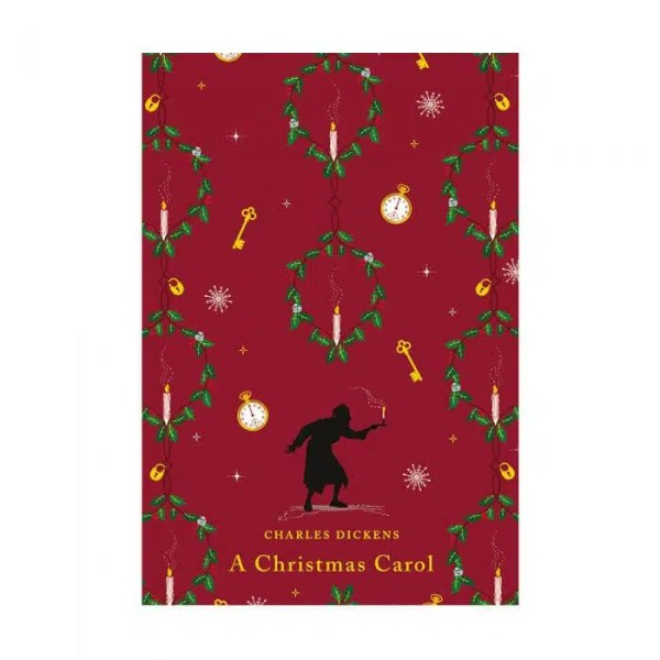 A Christmas Carol Book gift from London