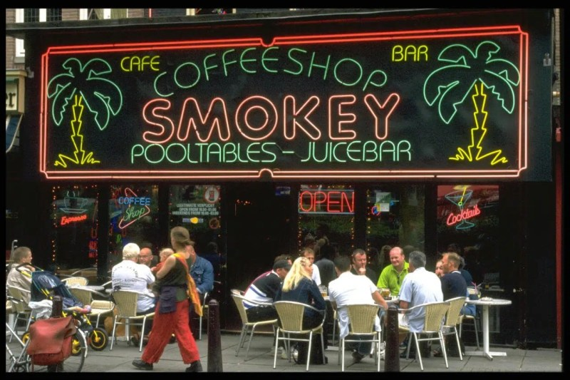 Coffeeshop Amsterdam | Top things to avoid in Amsterdam | Clink Hostels