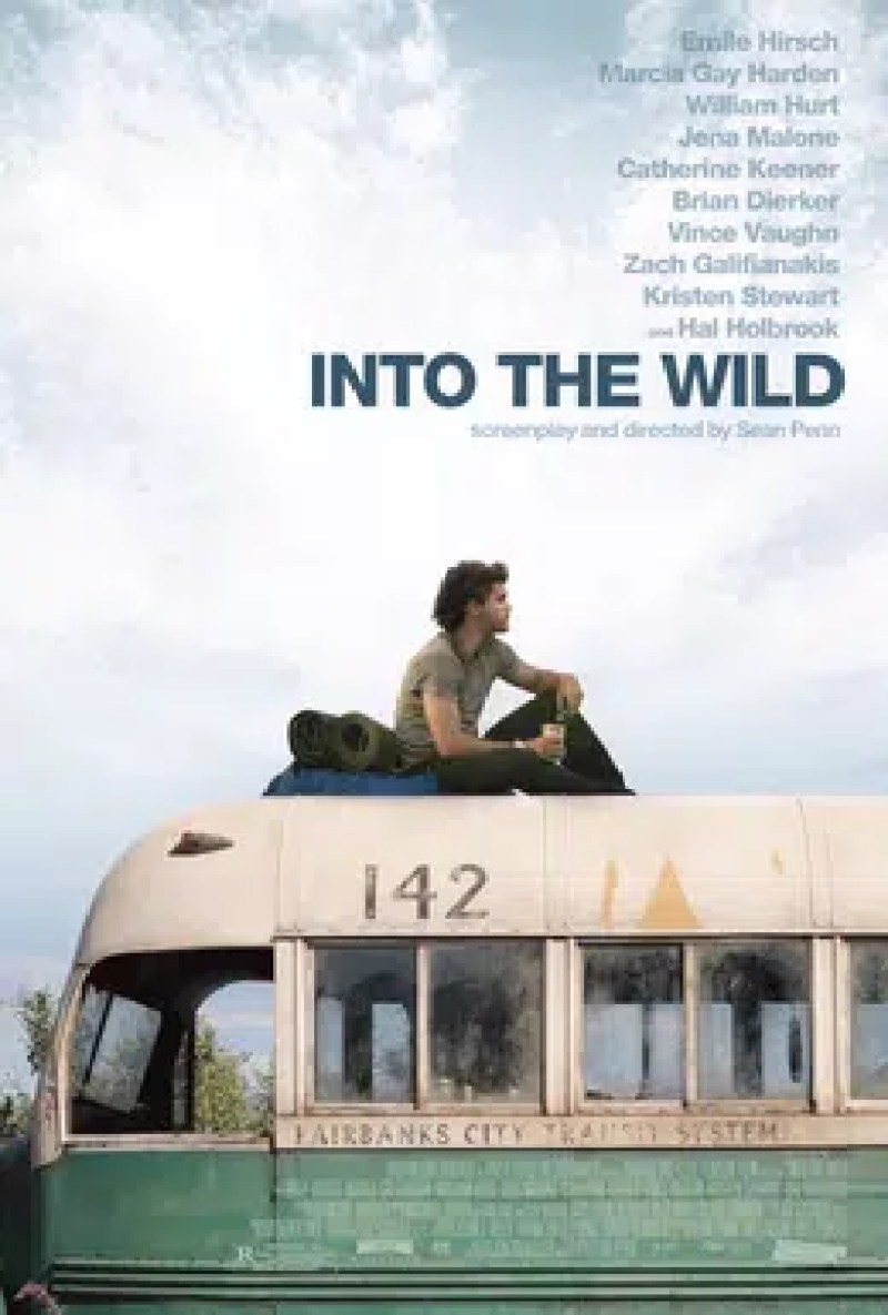Into The Wild | Top films for isolation| Clink Hostels