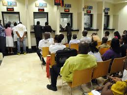 VISA APPLICATIONS NOT MOVING OUT OF THE ISLAND, SAYS THE