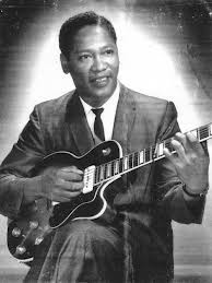Ernie Ranglin in the 1960's