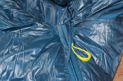 Big Agnes Flume UL 30 Zipper Garage