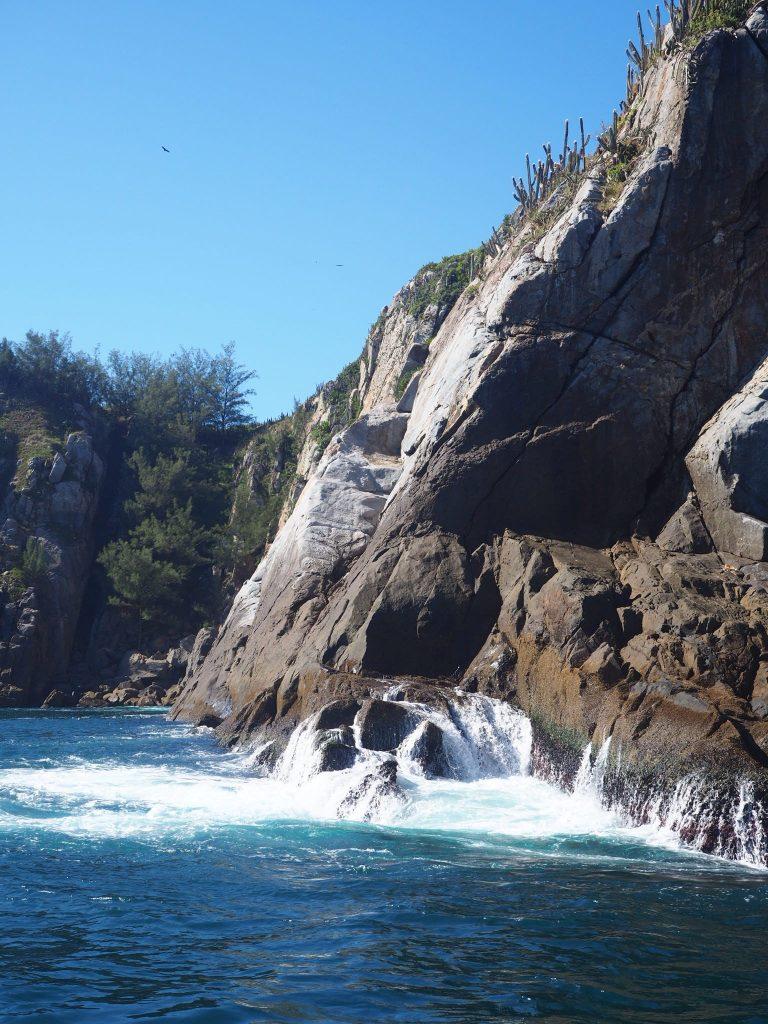Tour en bateau avec la compagnie Primeira Classe Tour à Arraial do Cabo