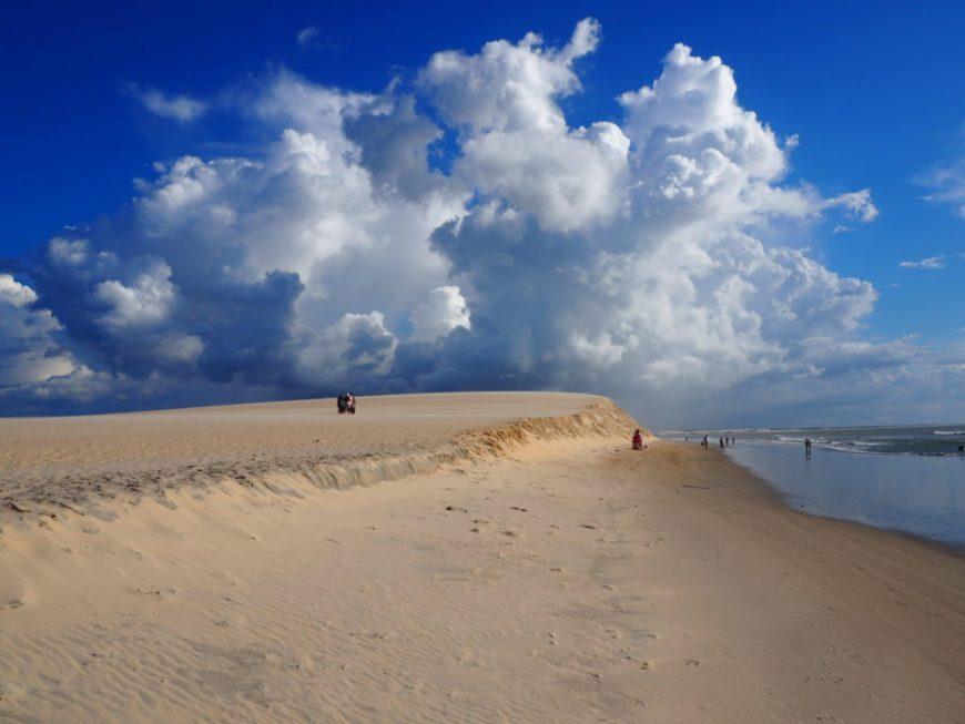 Dune de Pôr-do-Sol, Jericoacoara, Ceara, Brésil