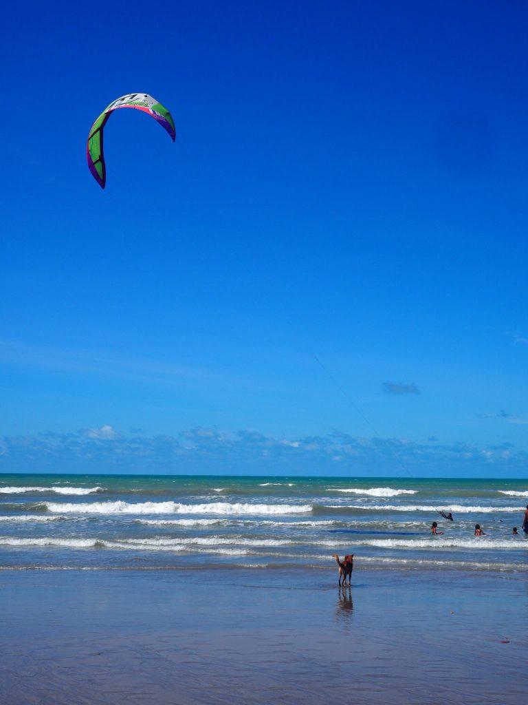 Canoa Quebrada, la plage à 2h20 en voiture de Fortaleza
