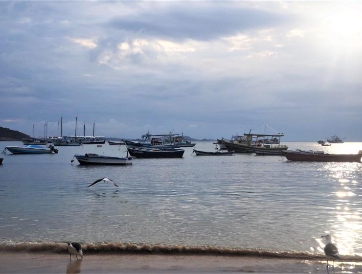 Buzios et les mouettes brésil voyage Eglise clioandco