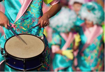 musique samba brésil voyage