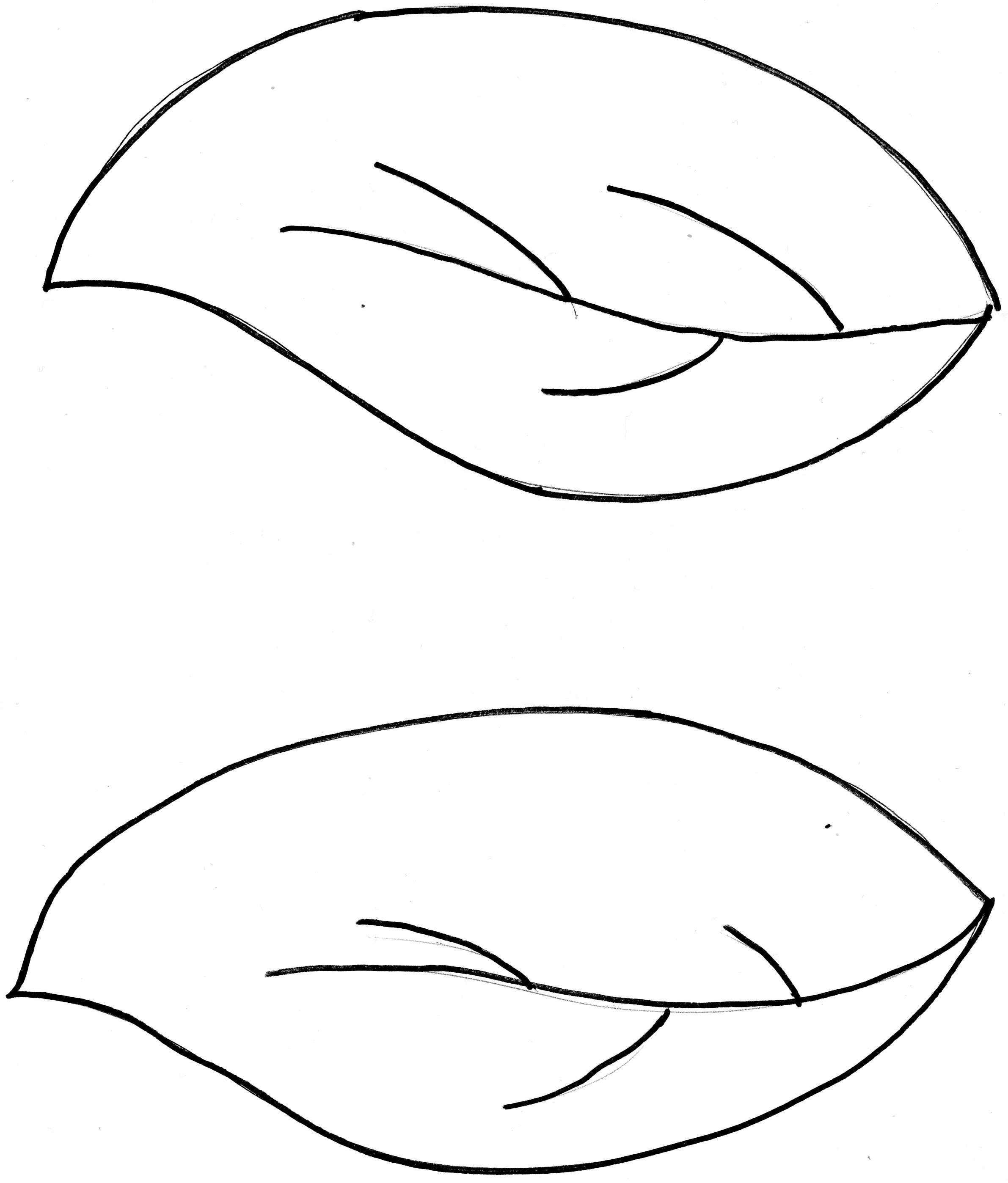 Maple Leaf Pattern Printable