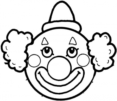 blank face coloring page free blank cartoon face coloring pages