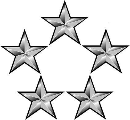 5 Stars Image - ClipArt Best (422 x 390 Pixel)