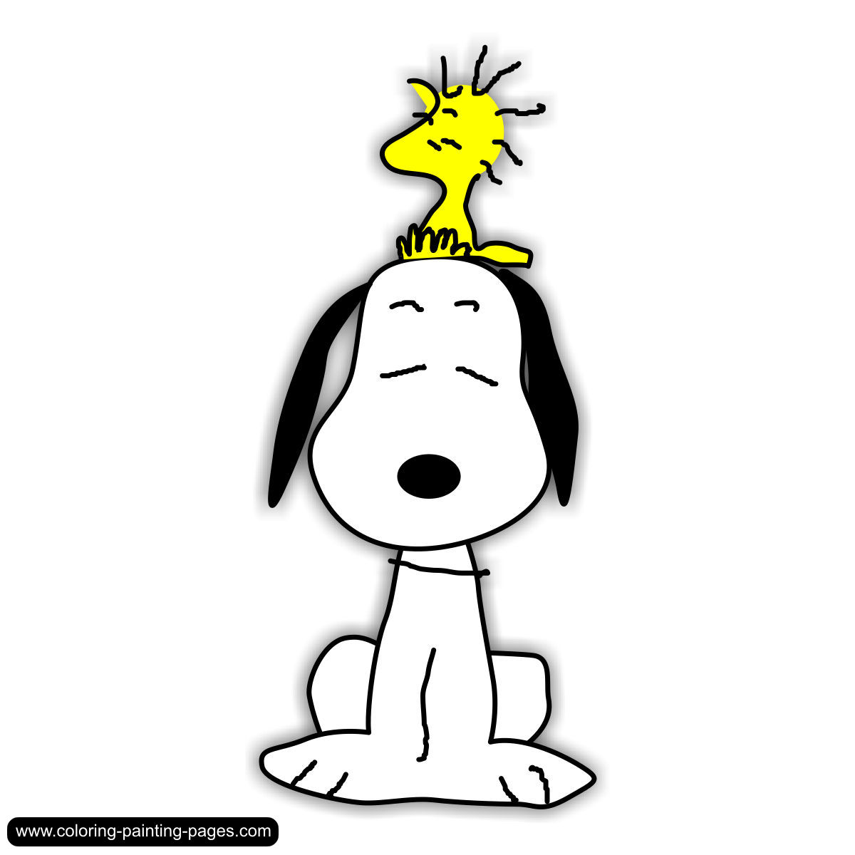 Clipart Snoopy