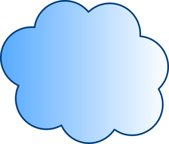 Visio Stencil Cloud - ClipArt Best (570 x 485 Pixel)