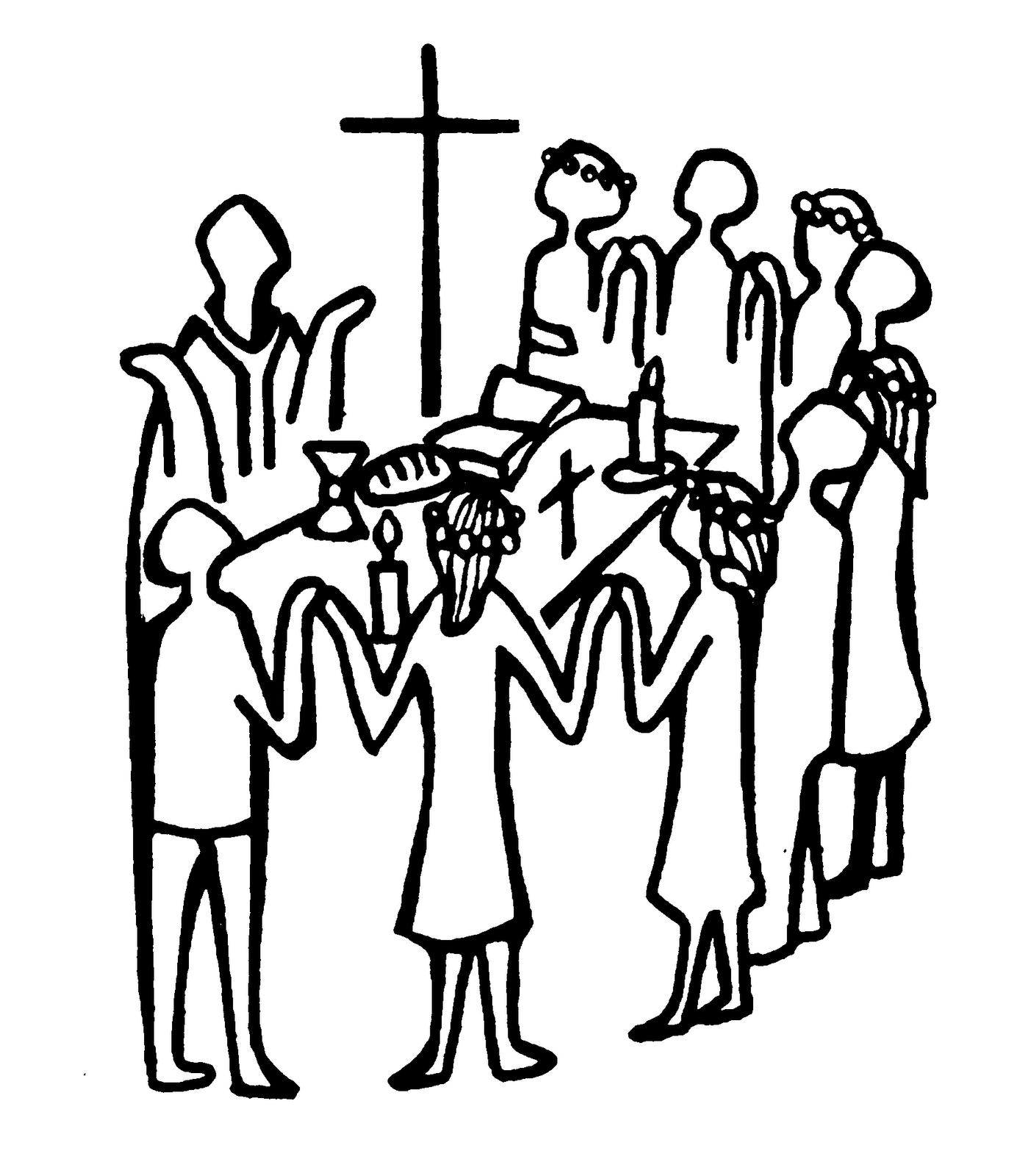Eucharistic Symbols Clip Art