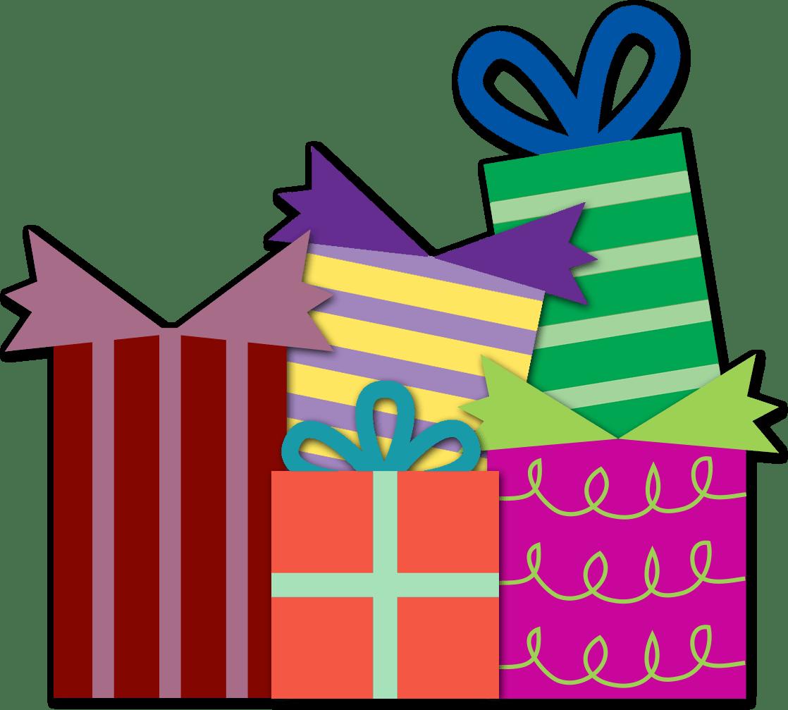 BIRTHDAY PRESENTS - ClipArt Best (1118 x 1007 Pixel)