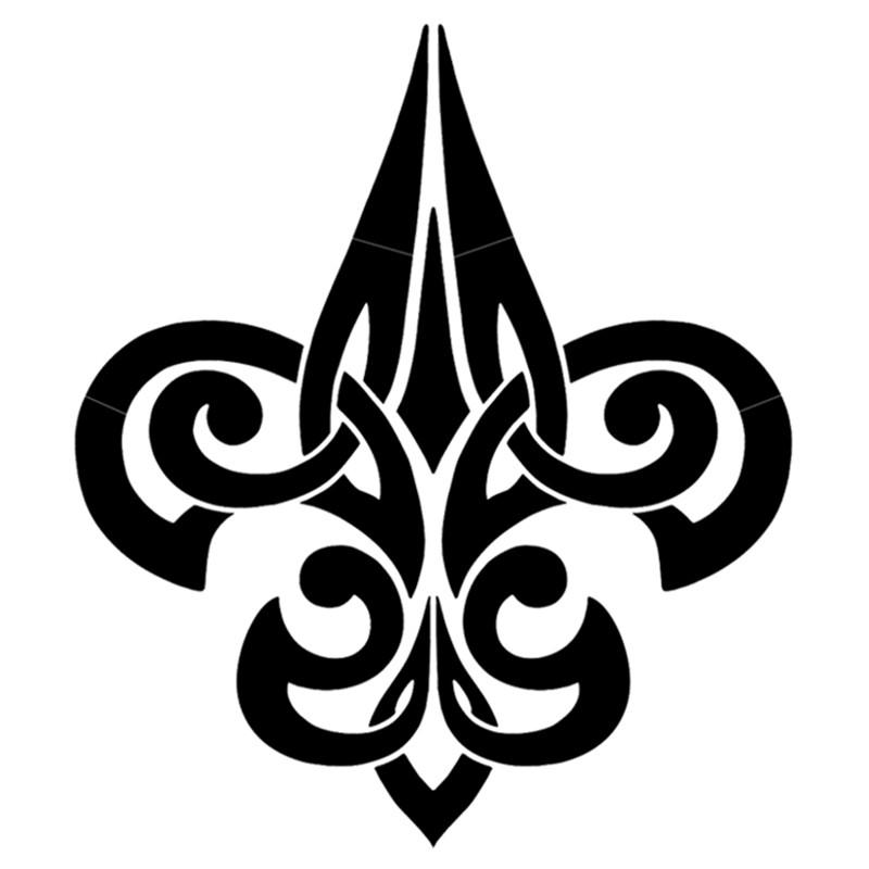 steampunk tribal pattern