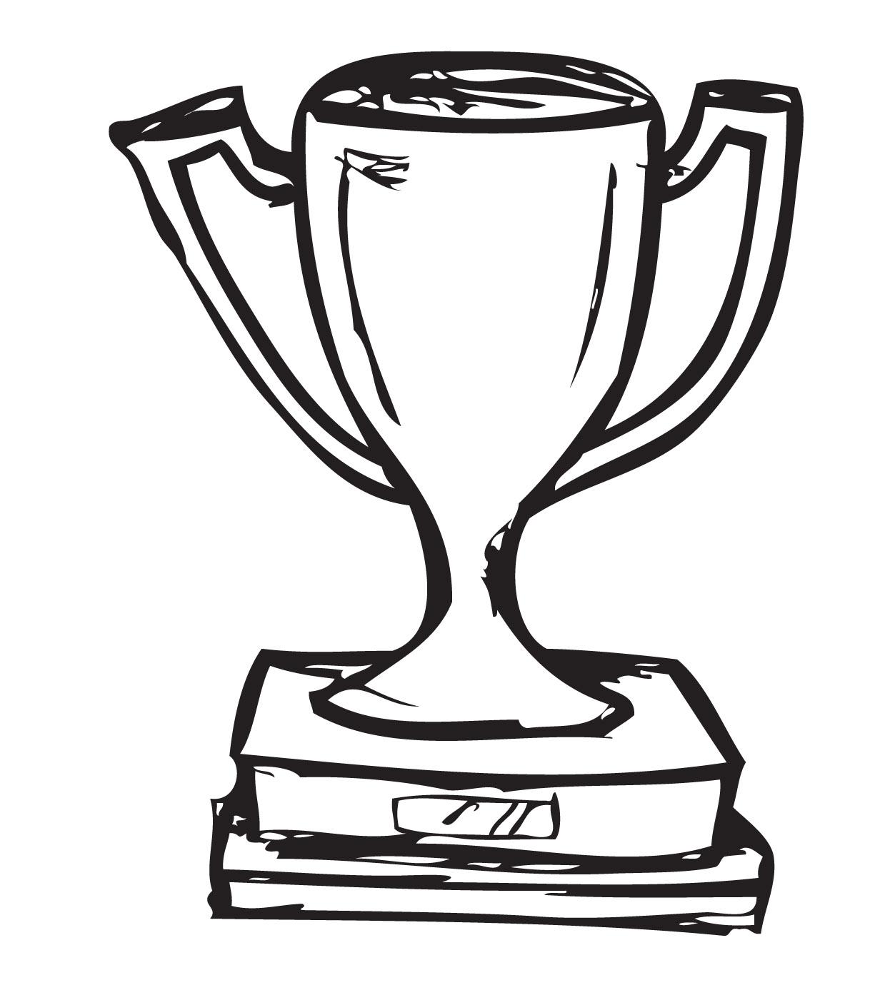 Outline Of Trophy