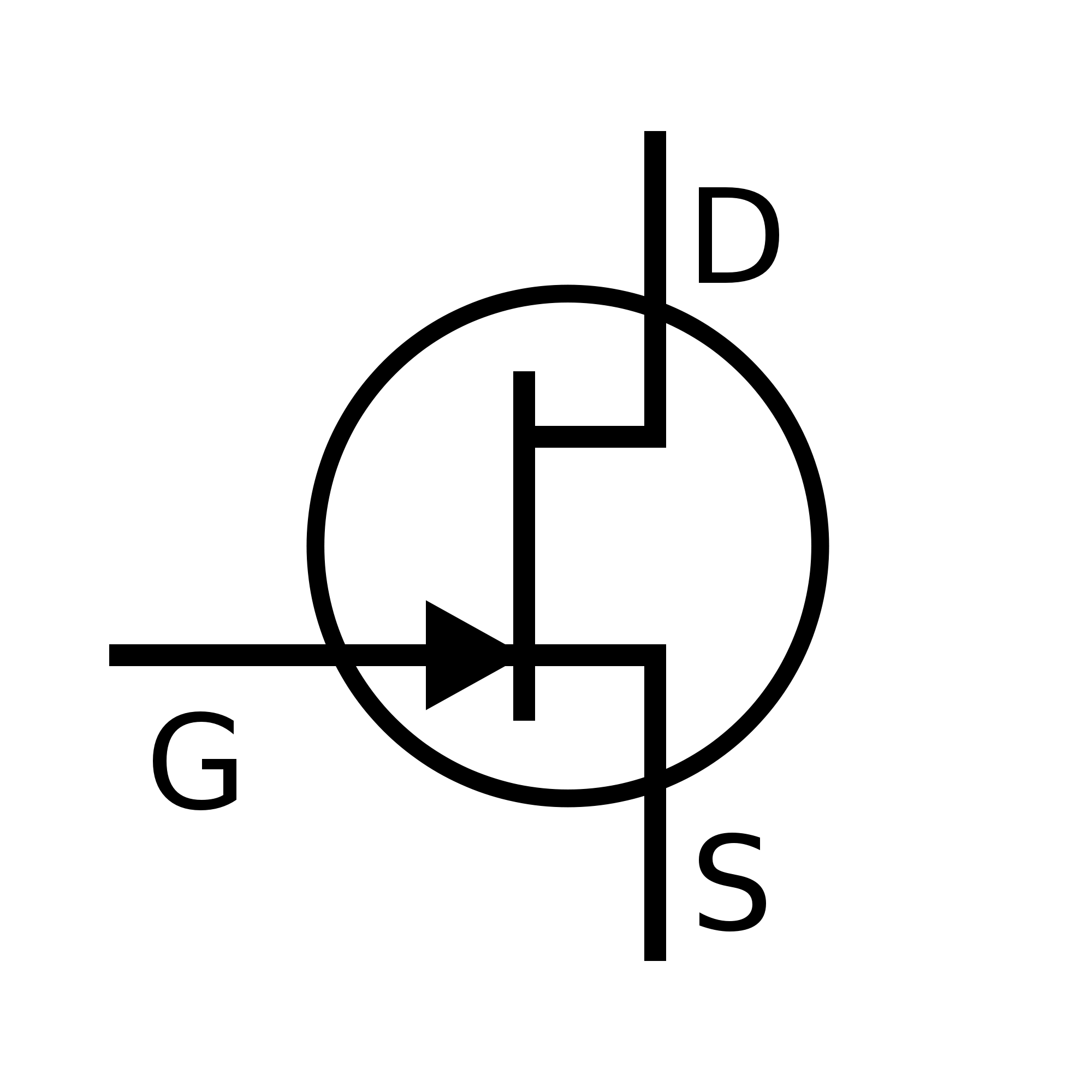 Transistor Schematic Symbol