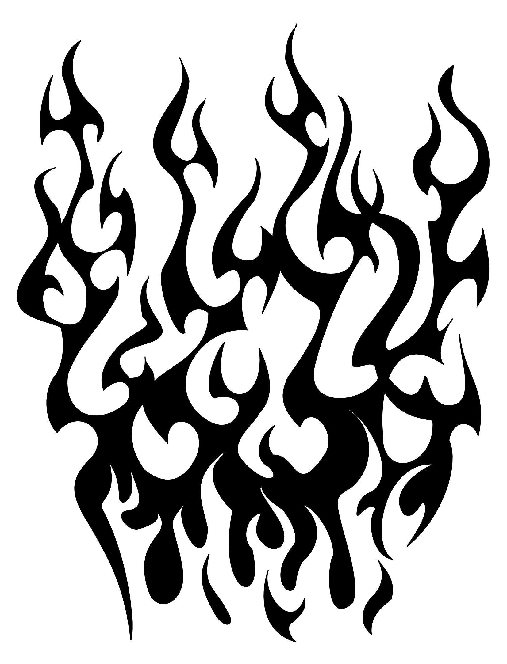 Tribal Fire Designs