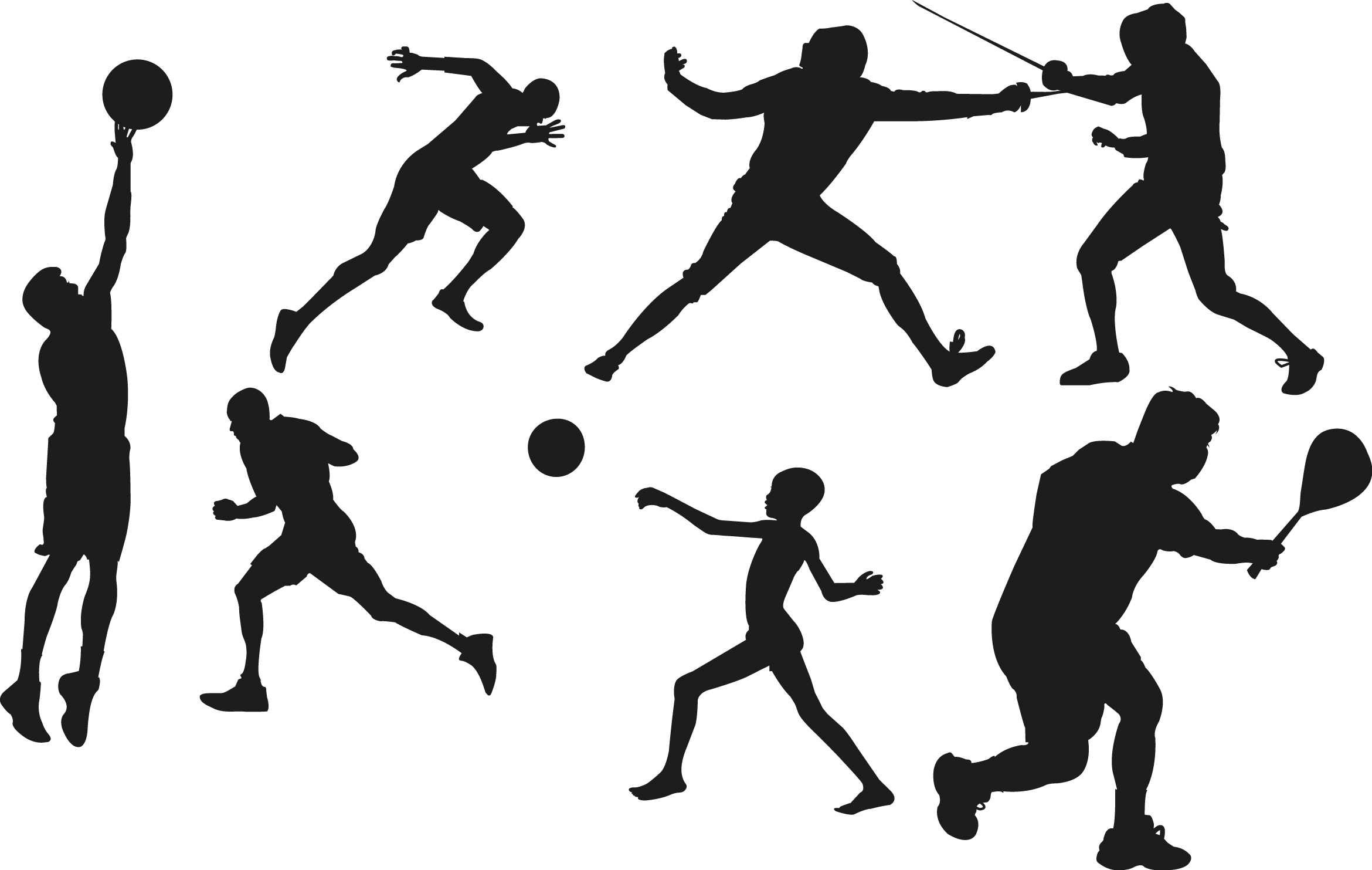Free Vector Sports