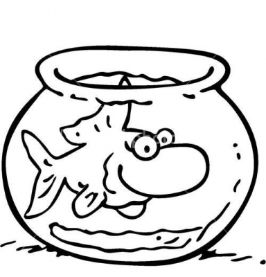 images of fish bowl coloring page image search results wallpaper