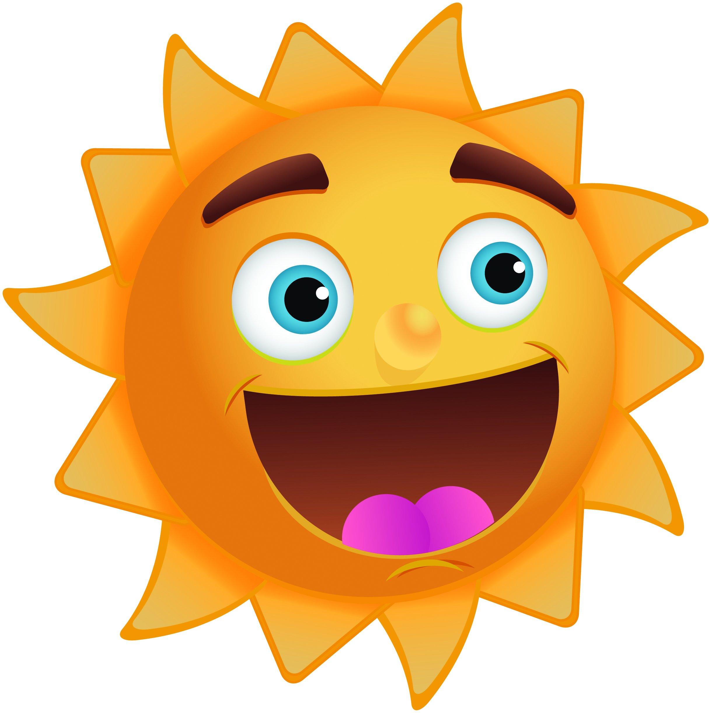 Sun Logo Clipart
