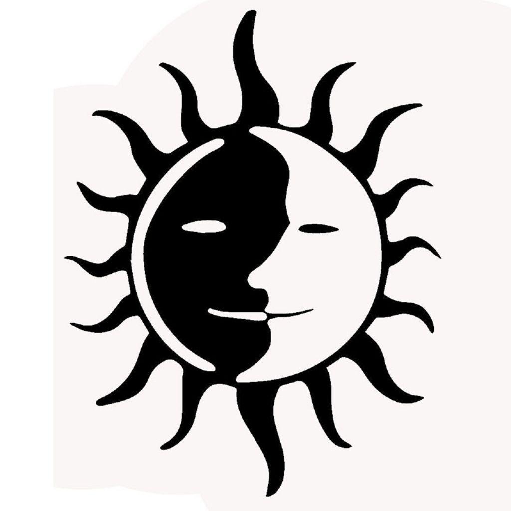 Yin Yang Graphic