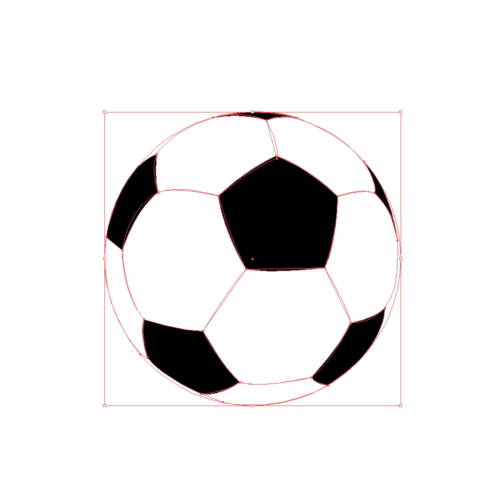 photo about Soccer Ball Template Printable known as Descargar Document Football Ball Template. Football Ball Template For