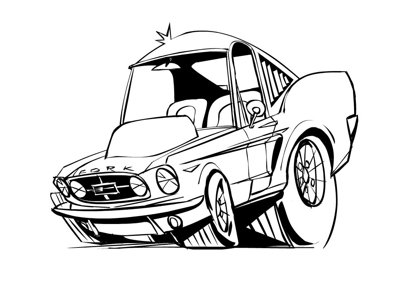 Cool Easy Drawings Cars Cool Pencil Drawings Easy