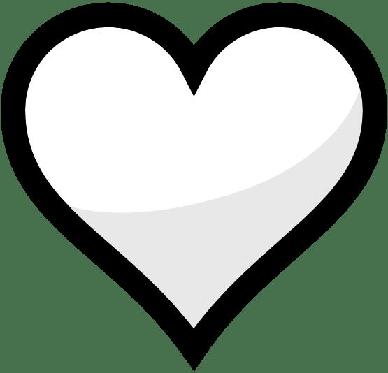 orange heart icon ocal favorites icon selected orange coloring