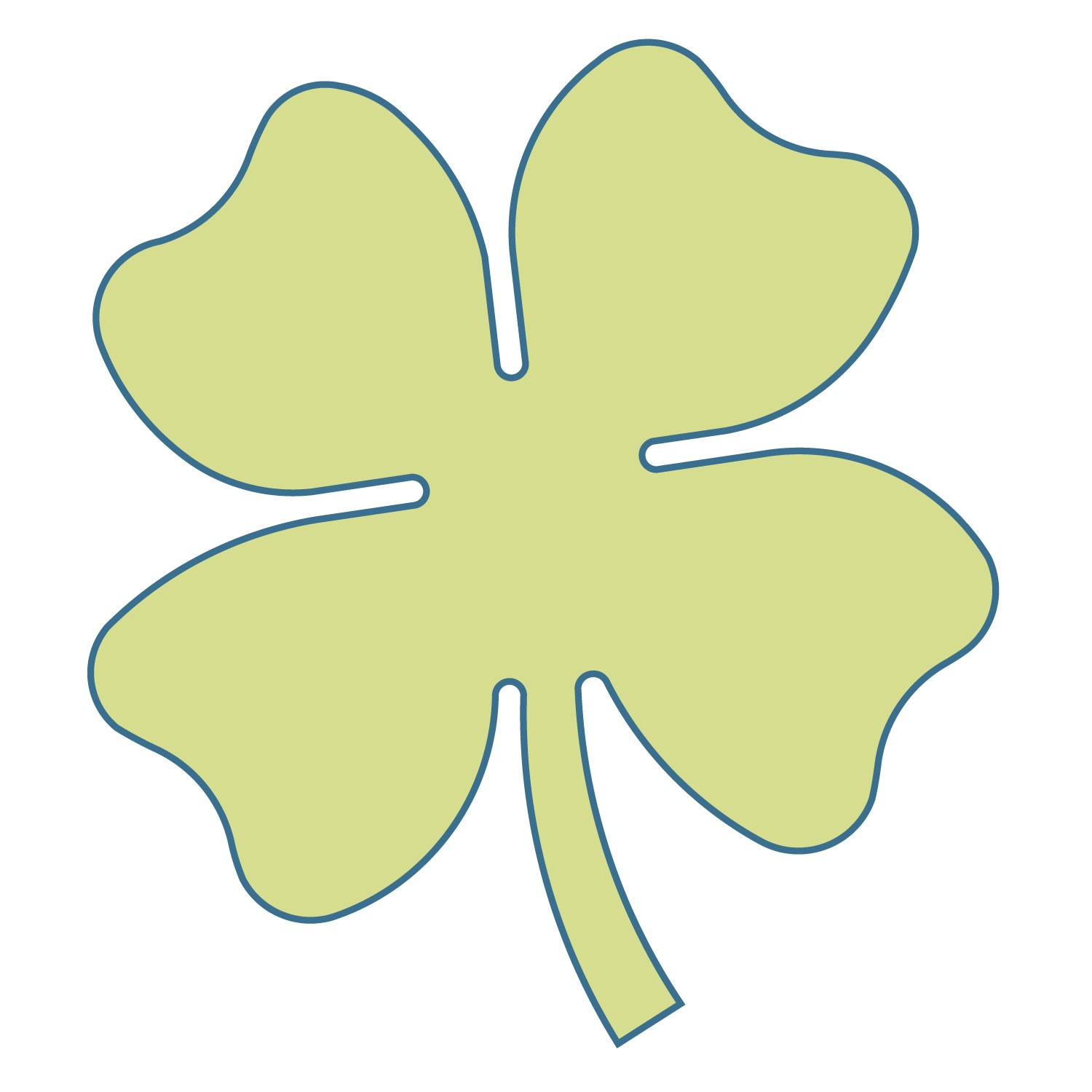 4 Leaf Clover Pattern