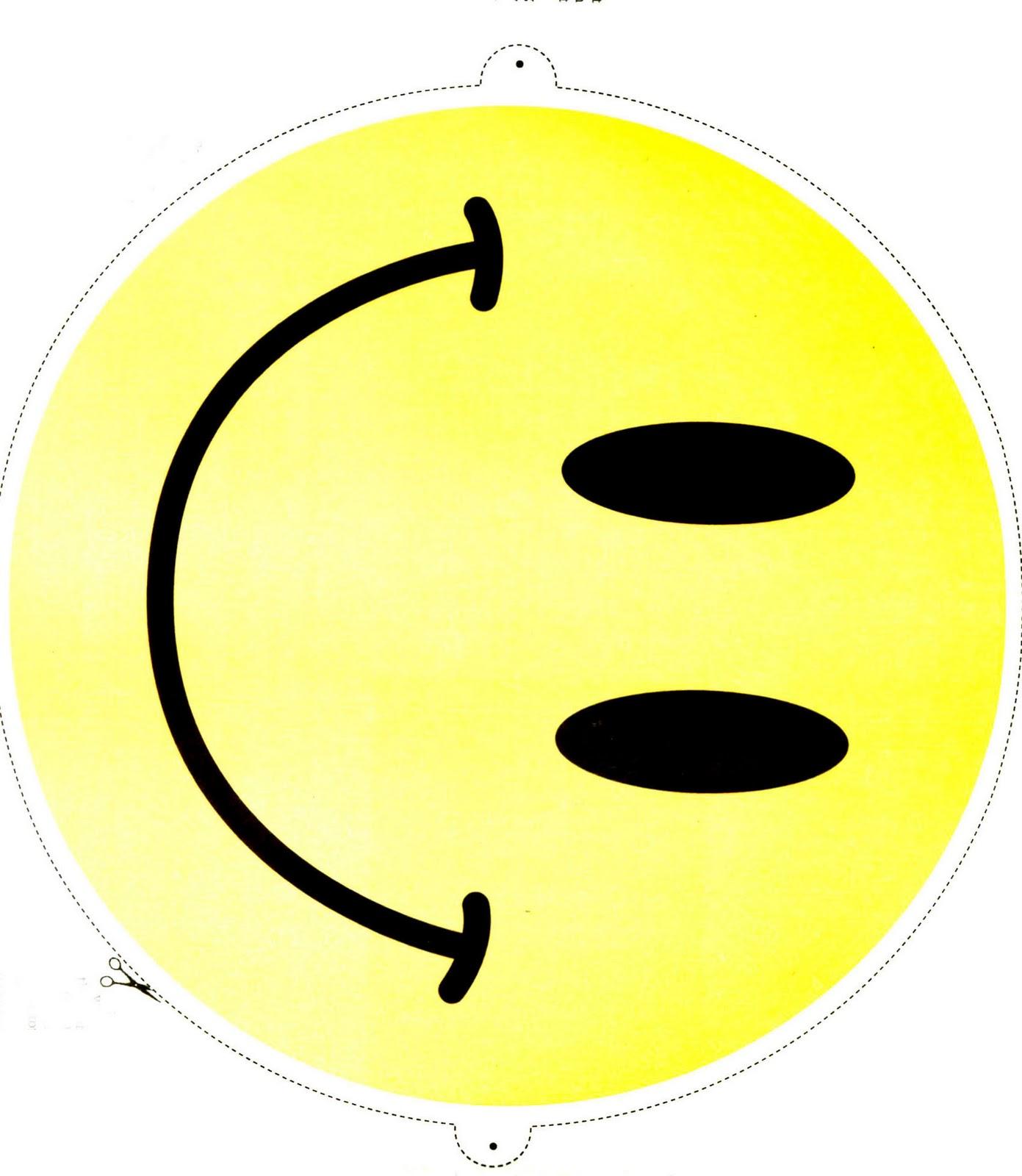 Free Printable Smiley Faces