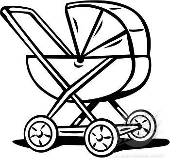 A baby stroller | Stock Photo 1538R-62672 : Superstock ... (350 x 326 Pixel)