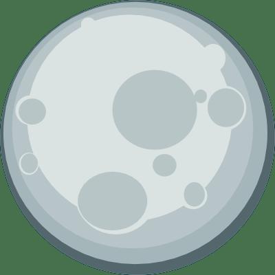 Clip Art Of The Moon - ClipArt Best (400 x 400 Pixel)