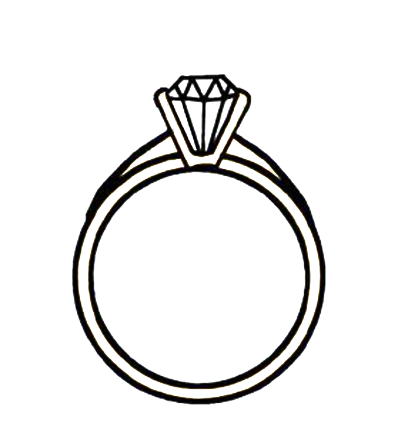 Clipart Wedding Rings