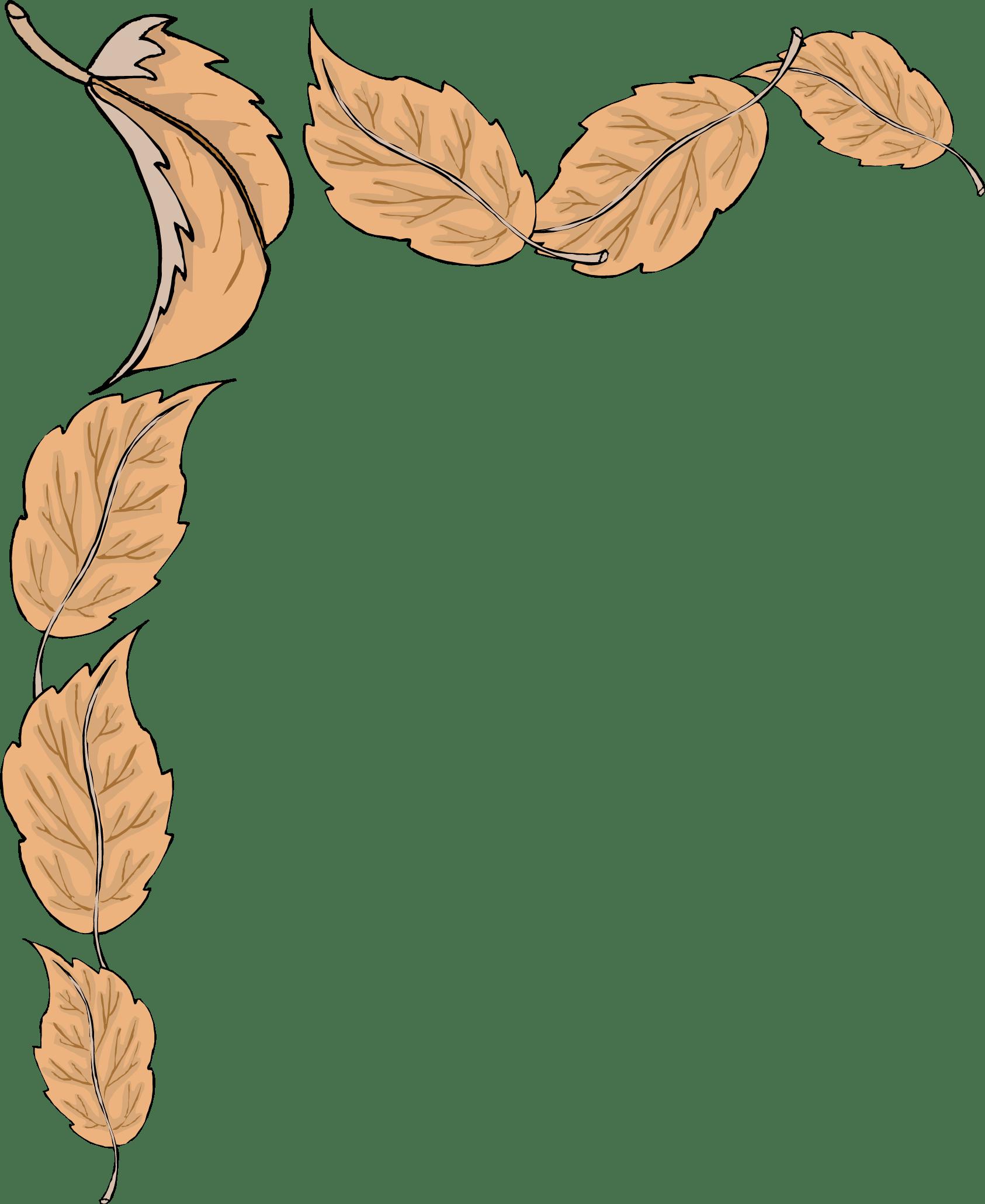 Fall Borders Free - ClipArt Best (1686 x 2062 Pixel)