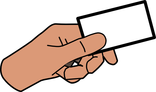 Hand Cartoon Clipart