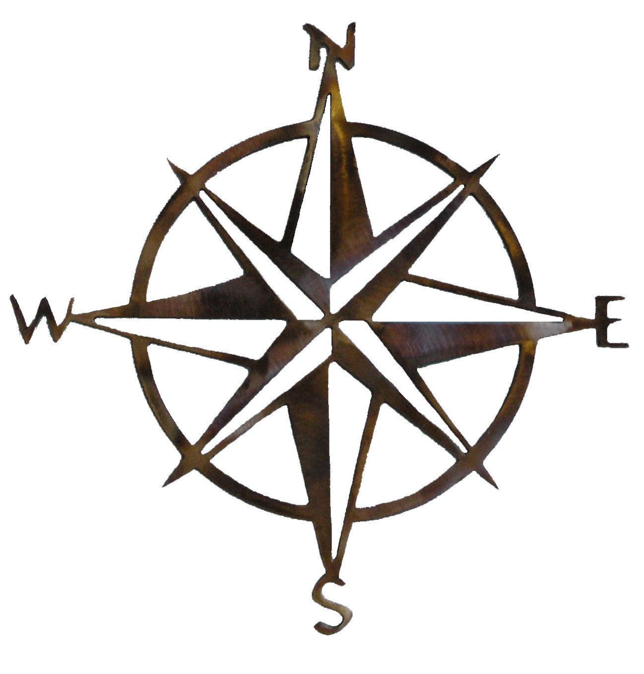 Clipart Compass Rose