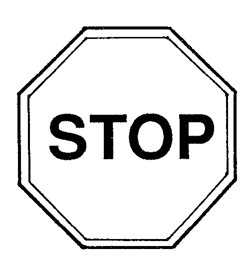 stop sign coloring page clipart best