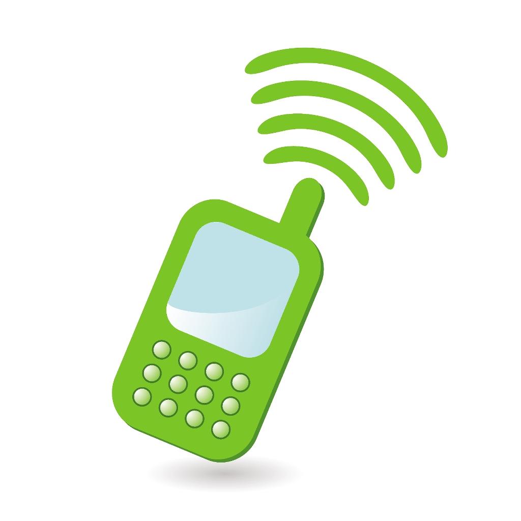 Cell Phone Logo - ClipArt Best (1024 x 1024 Pixel)