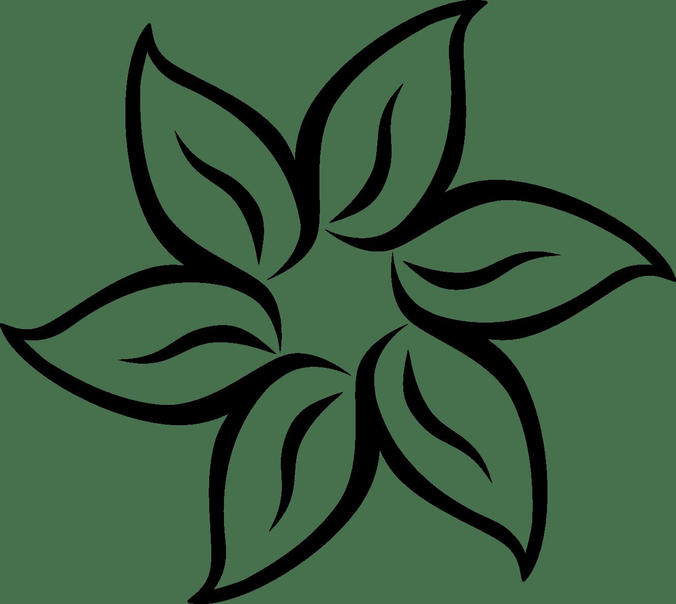 Vector Flower Graphics